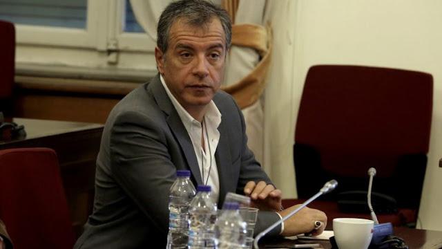 Σταύρος Θεοδωράκης στο Ναύπλιο: Το Ποτάμι είναι αστείρευτο και έχει ένα δυνατό ευρωψηφοδέλτιο