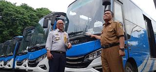 Pemkot Cirebon Gandeng Swasta Pengelolaan BRT
