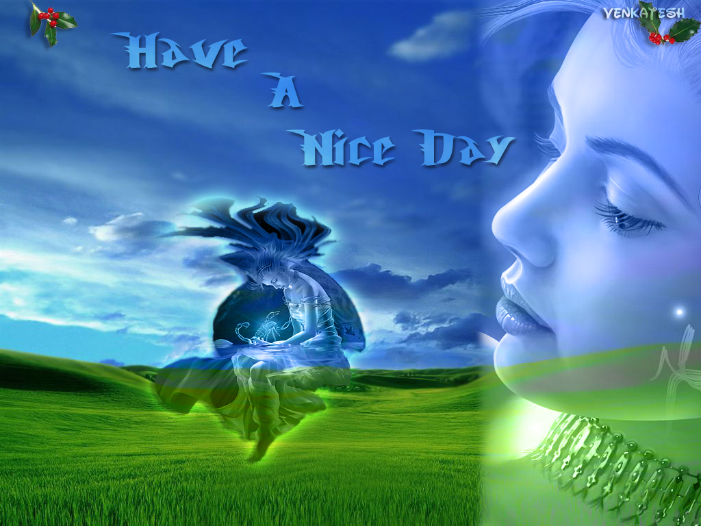 Nice Day photos for Facebook - Learn Facebook Step by Step