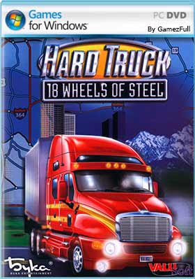 18 Wheels of Steel Hard Truck PC Full
