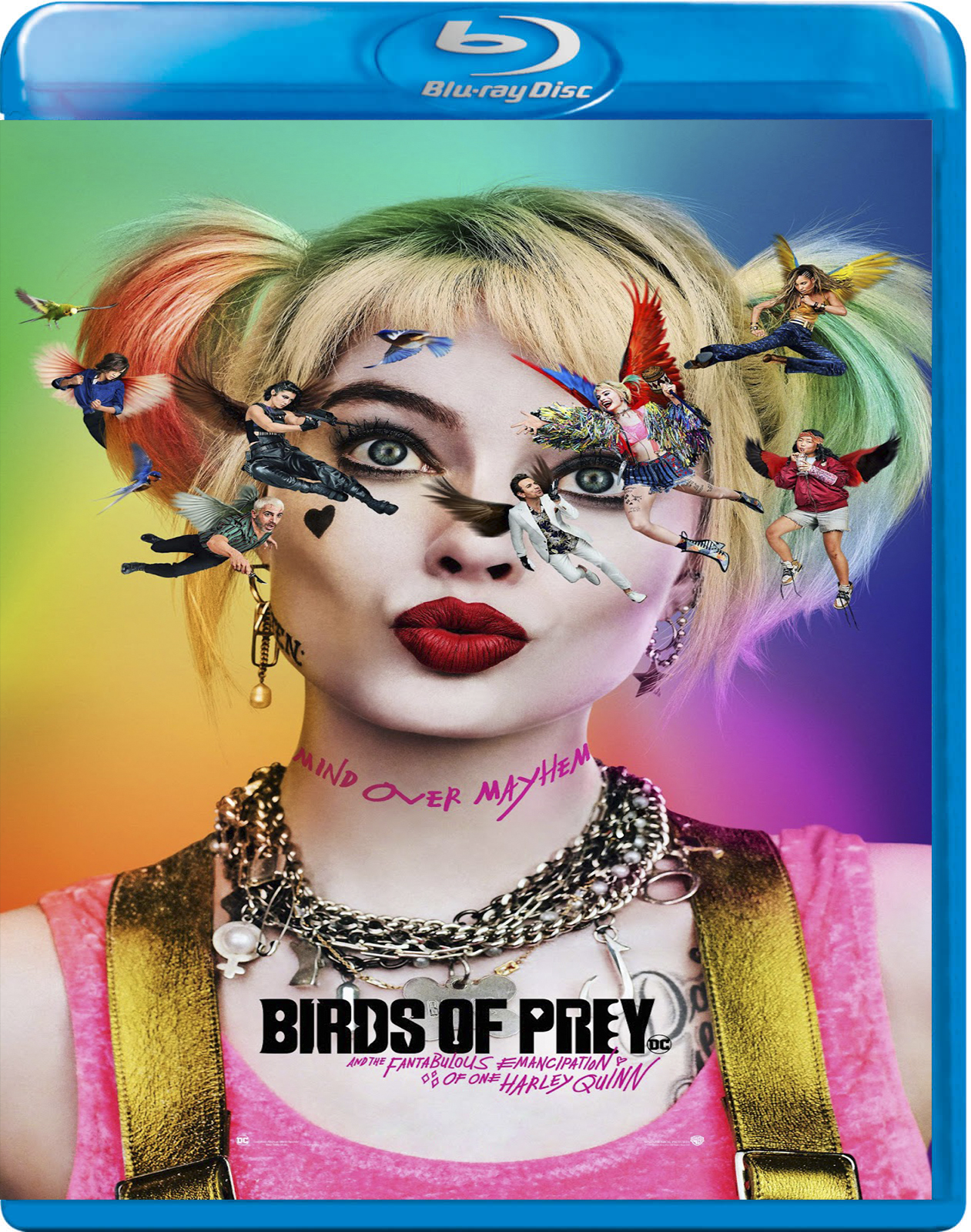 Birds of Prey [2020] [BD50] [Latino]