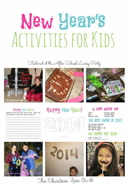 Making New Years Resolutions with your Kids- Free ...