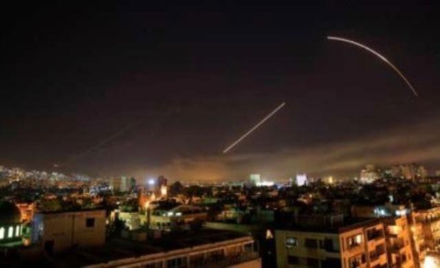O fiasco do bombardeamento da Síria