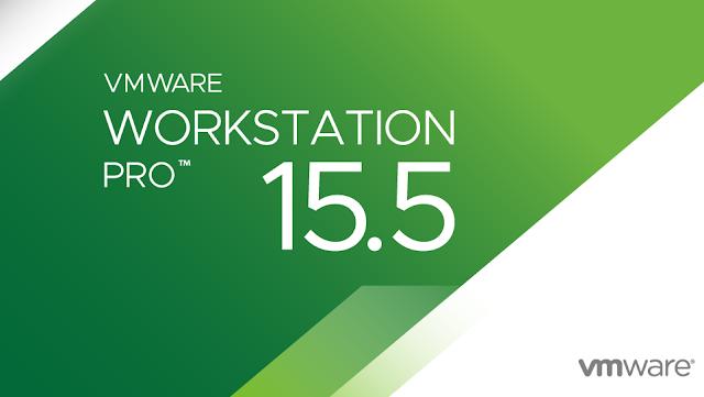 VMware Workstation Player 15.5.1