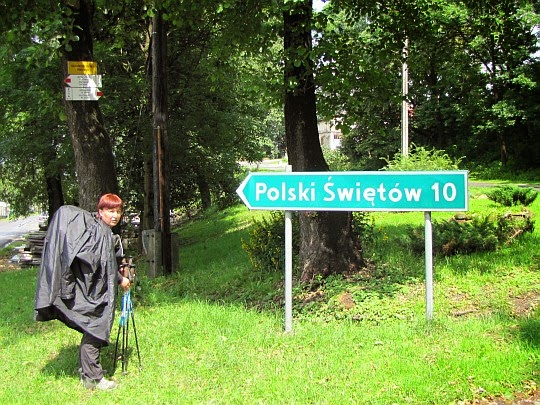 Sławniowice (300 m n.p.m.).