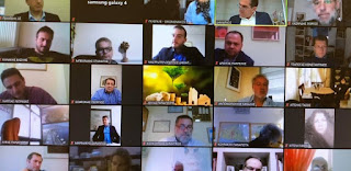 Μέσω τηλεδιάσκεψης για πρώτη φορά συνεδρίαση του Δημοτικού Συμβουλίου Καλαμάτας