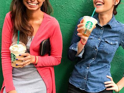 Starbucks Frappuccino Malaysia Buy 1 Free 1 Diwali Promo