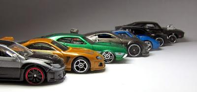 xe Hotwheels Fast and Furious 2