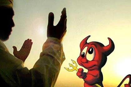 Ini Cara Mengetahui Keberadaan Setan