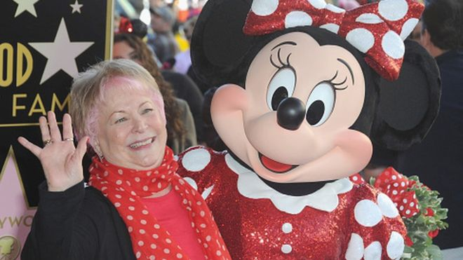 Russi Taylor, voice of Minnie Mouse, dies at 75