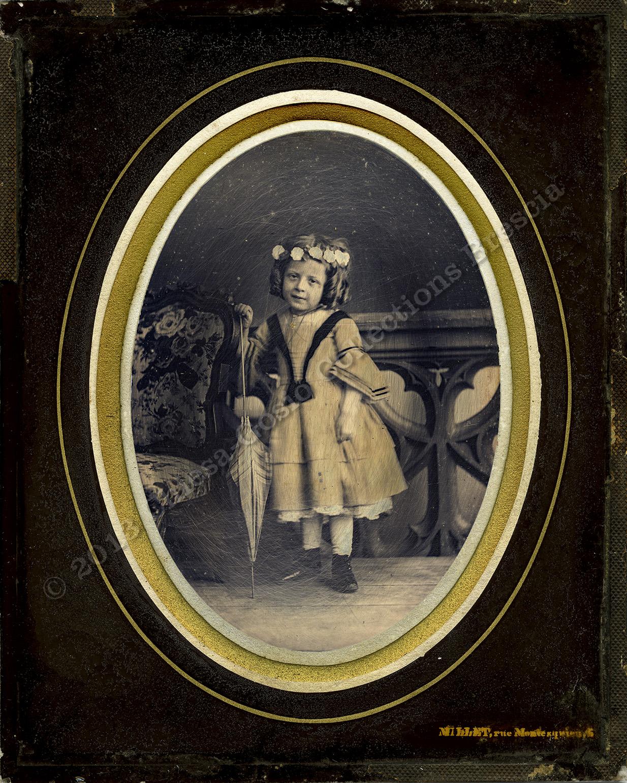 Un secolo di immagini fotografia 18391939 Dagherrotipo