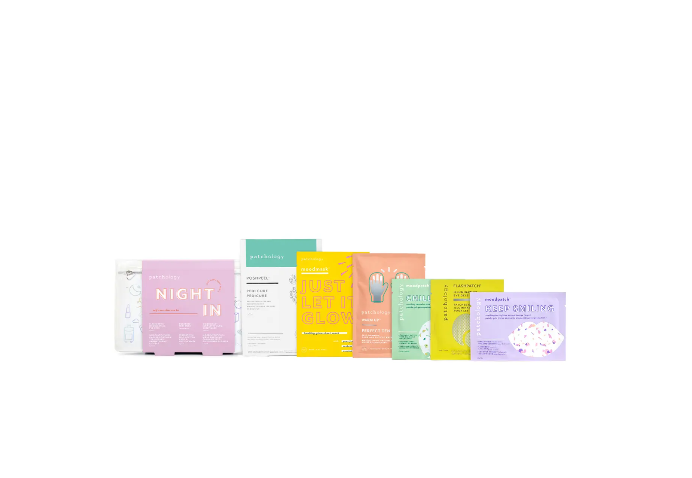 Patchology Night-In Self Care Skin Kit