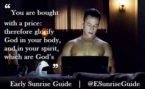 Learn why Masturbation is a sin