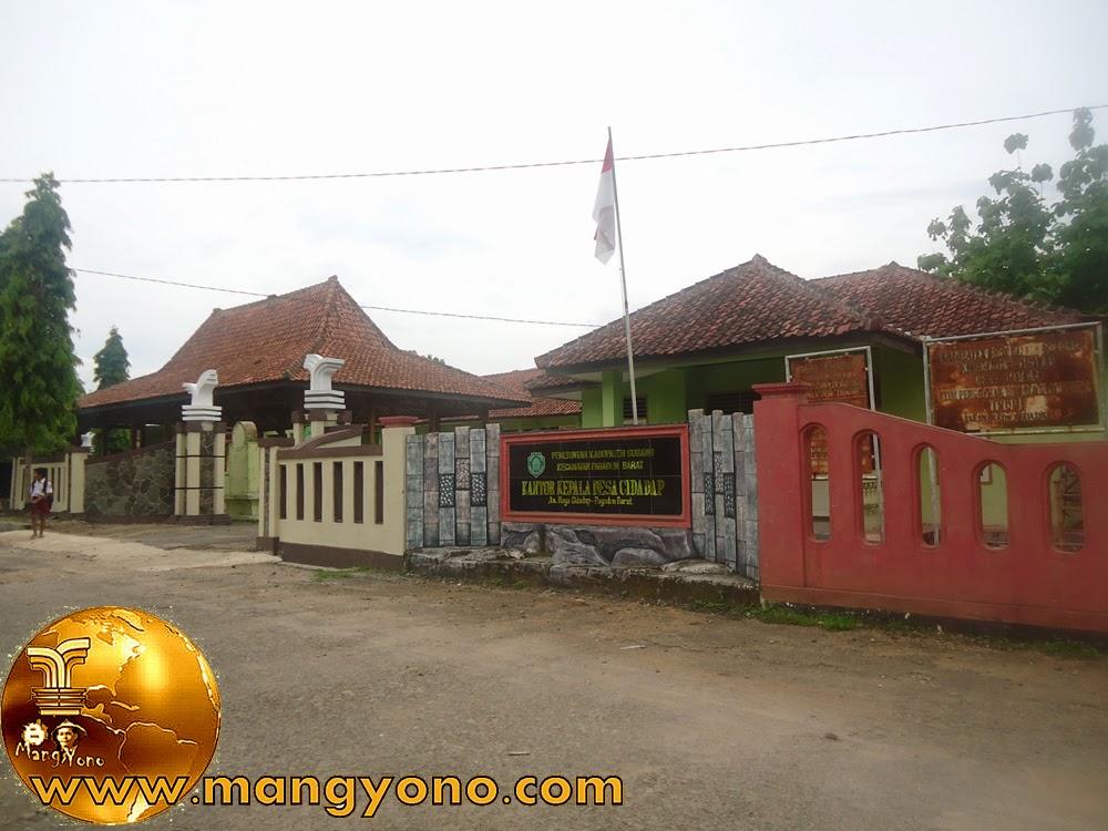 Desa Cidadap, Kecamatan Pagaden Barat