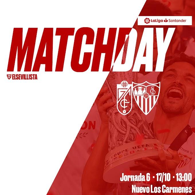 PREVIA | Granada CF - Sevilla FC | Pasión andalusí