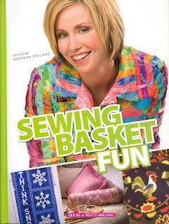 Sewing Basket Fun Book - Christmas Sewing Projects