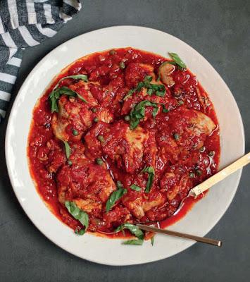 Hearty Chicken Cacciatore Recipe