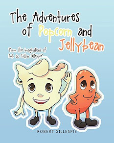 The Adventures of Popcorn and Jellybean - 24 January