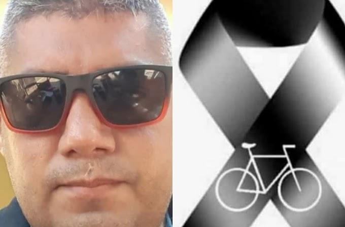 LUTO: Ciclista que atua em Rondônia desde os anos 90 morre vítima de covid-19