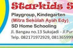 Lowongan Kerja StarKids Islamic Flexi School Pekanbaru September 2019