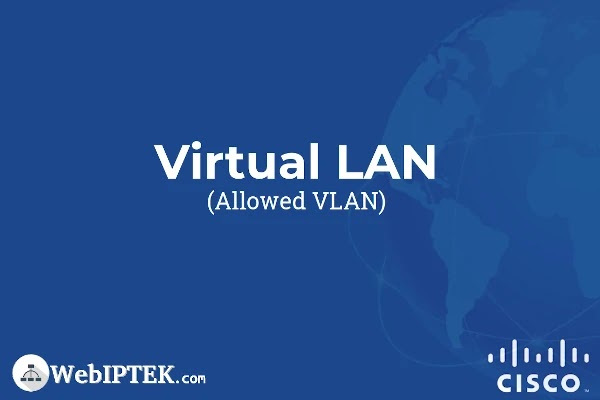 Allowed VLAN Cisco