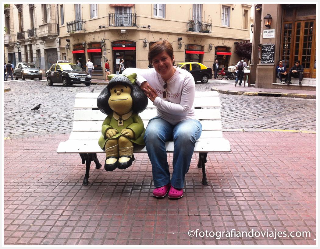 Mafalda en Buenos Aires