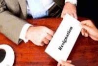 Contoh dan cara membuat surat pengunduran diri