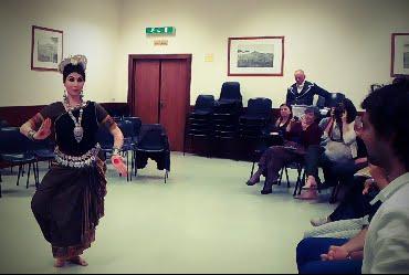 Marialuisa Sales Danza Yogini Hirapur Dieci Dee Dasa mahavidya
