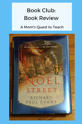 book cover of Noel Street