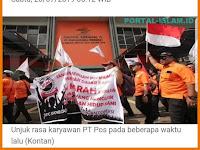 IRONI Bangkrutnya PT Pos Indonesia, Ditengah Booming Jasa Kirim Paket Bisnis E-commerce