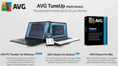 AVG TuneUp for Mac Download