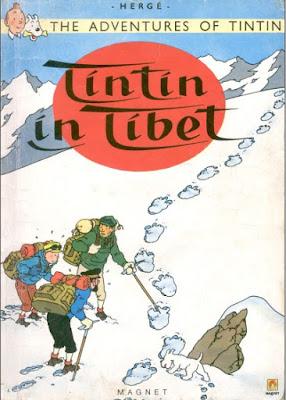 Download free ebook Tintin in Tibet pdf