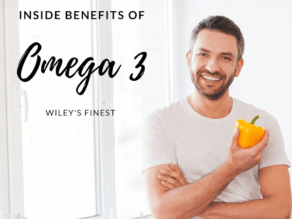 Benefits Of Omega 3- Inside Of The Body
