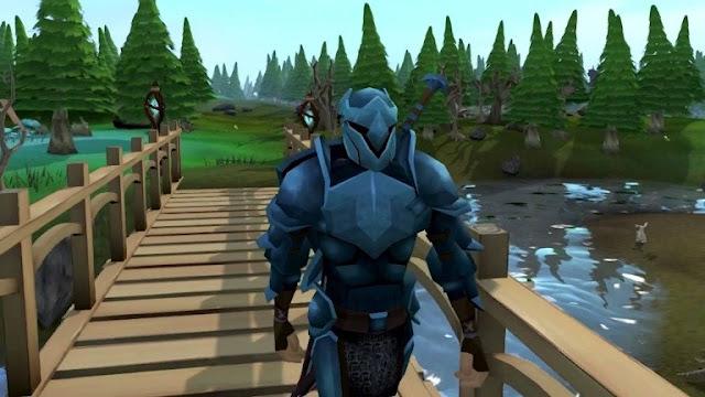 لعبة RuneScape قادمة للجوالات إبتداء من خريف هذا العام