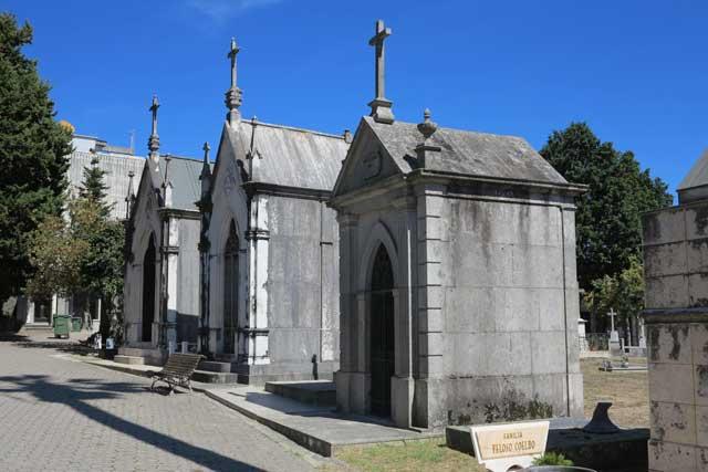 Cemitério Prado do Repouso cemetery
