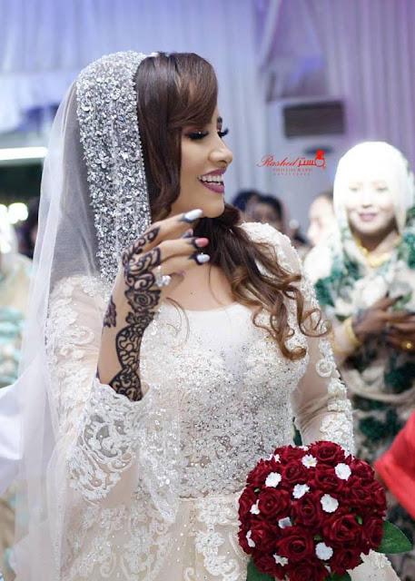 الإعلامية رتاج الآغا في زمة الله بعد أقل من عام على زواجها