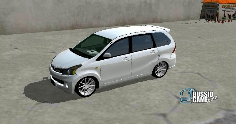 Mod Suzuki Avanza Generasi 2 By Nanonano Gudang Livery Skin Dan Mod Bus Simulator Indonesia