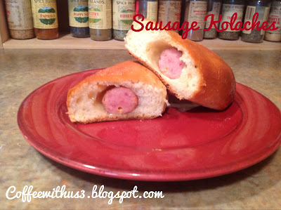 Sausage Kolaches