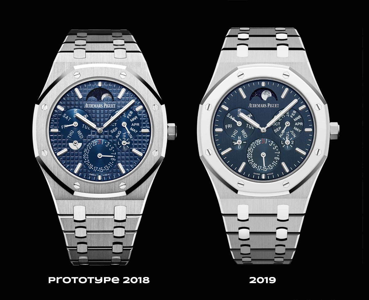 Audemars Piguet Royal Oak Selfwinding Perpetual Calendar Ultra Thin Ref 26586ip Time And Watches The Watch Blog