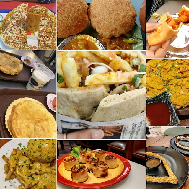 Hustle for best Chole Bhature in Delhi