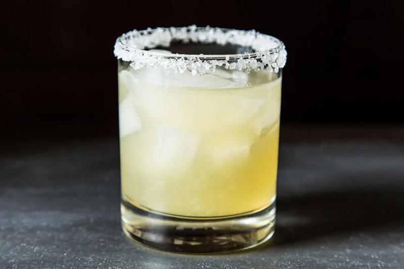 Las aut nticas recetas de limonada y c ctel margarita for Preparacion de margaritas