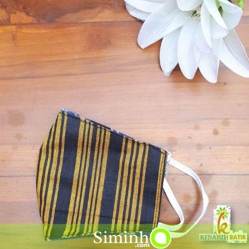 Masker Batik Motif 3 - Kinasih Batik