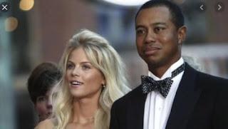 Tiger Woods And Ex Wife Elin Nordegren