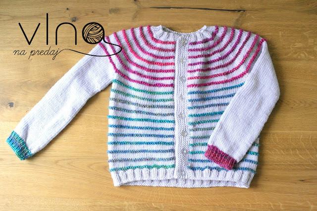 strikovany sveter navod