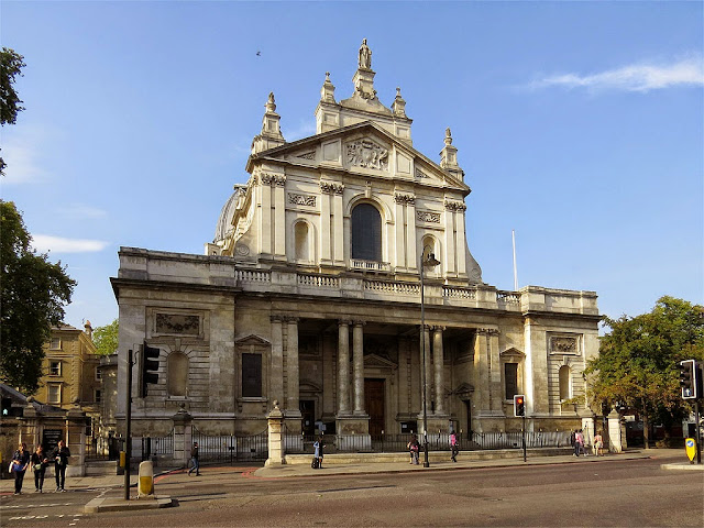 Brompton Oratory, Church of the Immaculate Heart of Mary, Brompton Road, South Kensington, London