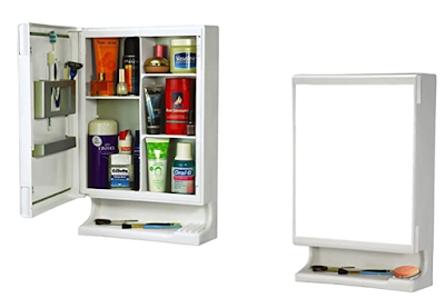 Parasnath Bathroom Cabinet with Mirror Perfect For Any Interior of Your Bathroom