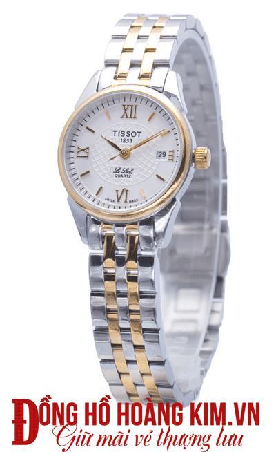 đồng hồ tissot nữ mới về thời trang