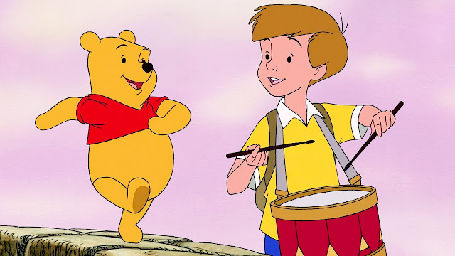 Christopher Robin Winnie the Pooh - Only Child