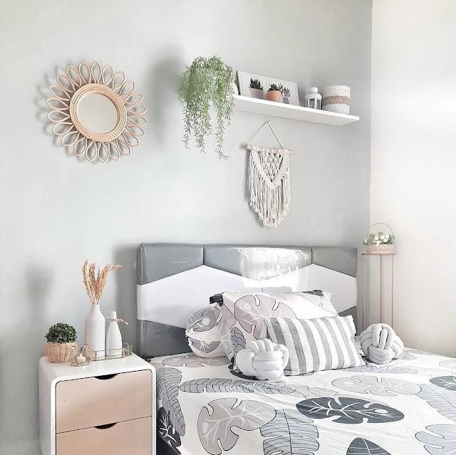 Tips Penataan Kamar Tidur Ukuran 2×3 Sederhana