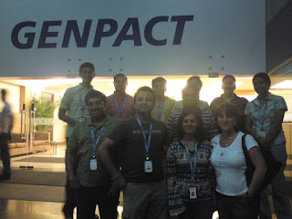 Genpact Mega Jumbo Job Fair